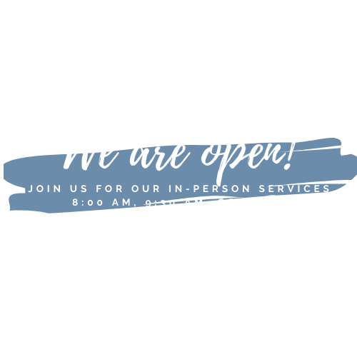 We are open! (4)