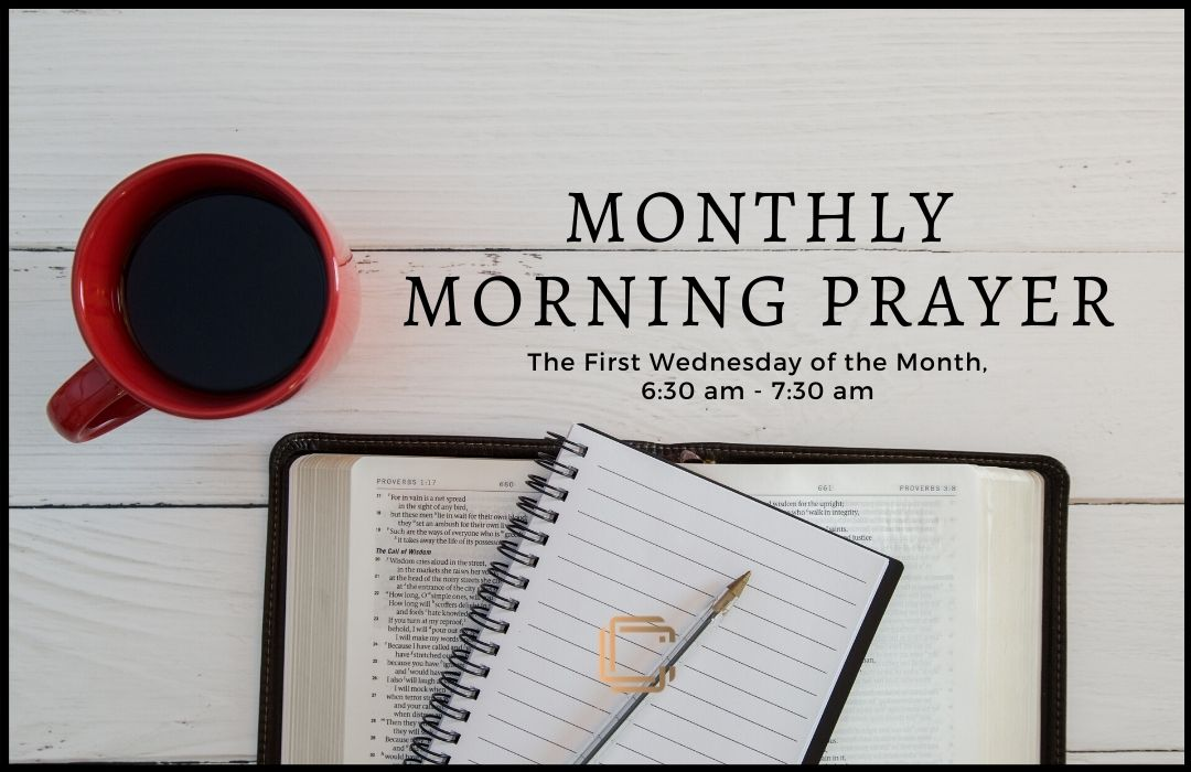 2021_MONTHLY Wednesday morning prayer (website) image