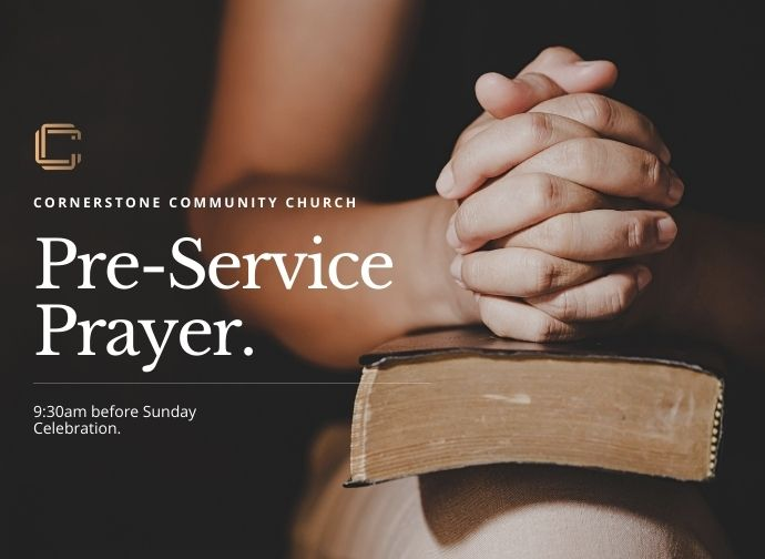 2021_Pre-Service Prayer. (website) 1 image