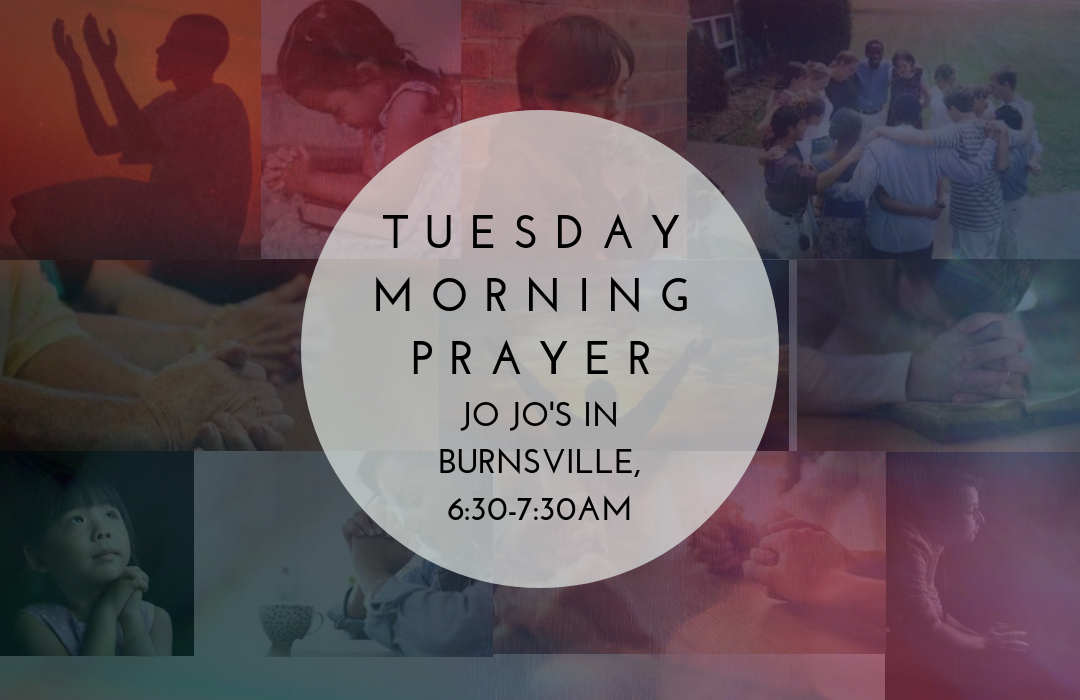 Tuesday Morning Prayer_web_event image