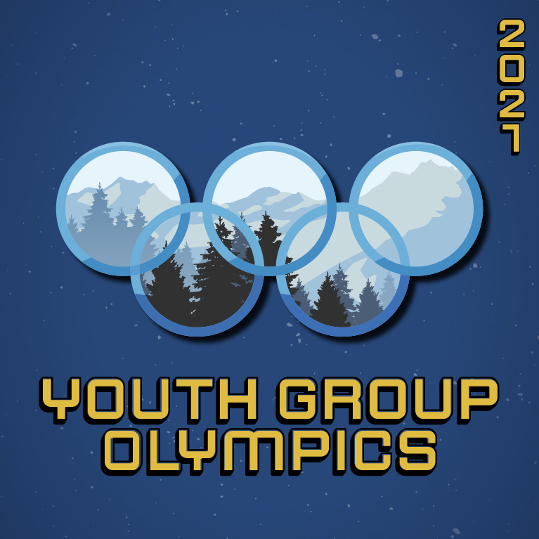 Youth Group Olympics Social image