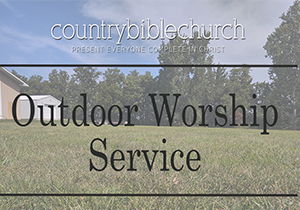 outdoor worship service_featured image image