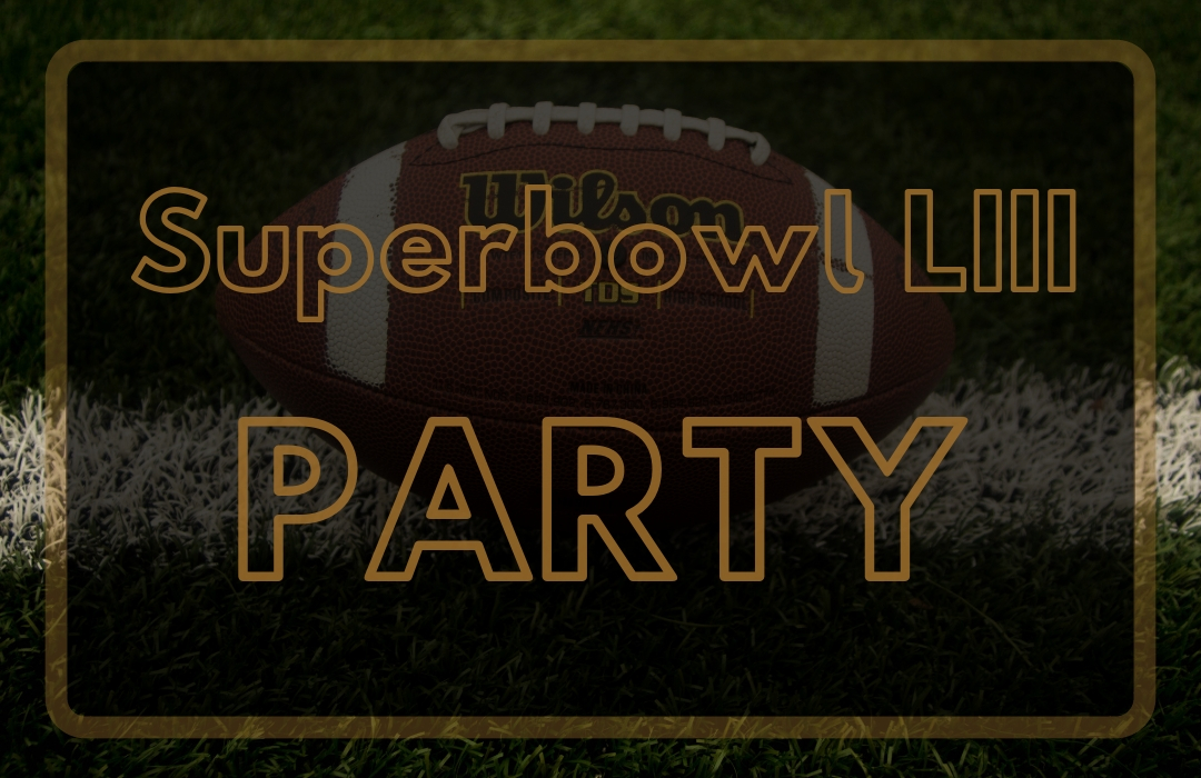 Superbowl LIIIPARTY image