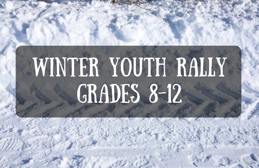 Winter Youth RallyGrades 8-12 image