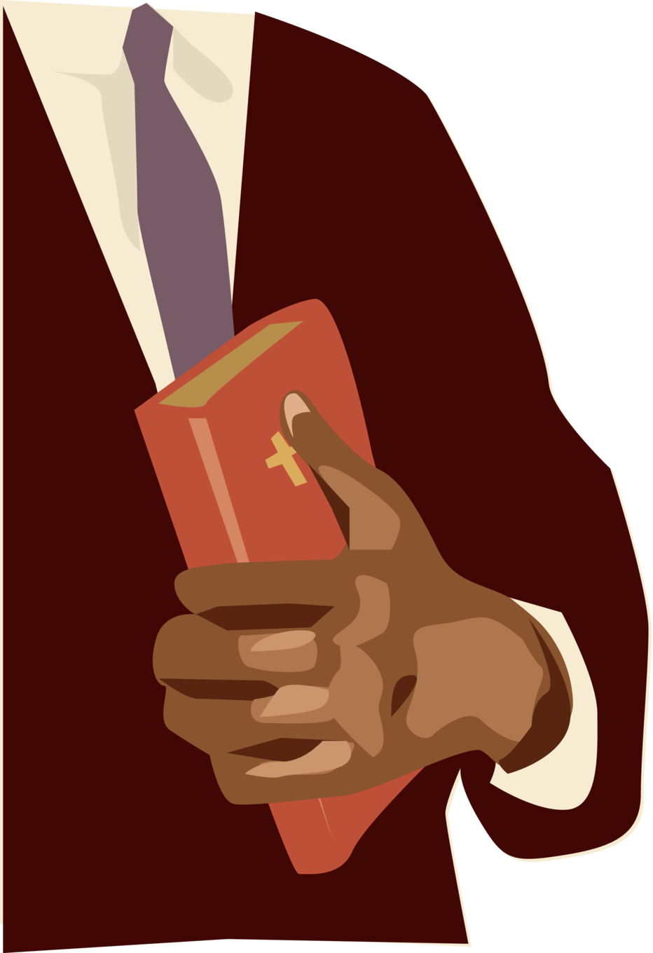 man-holding-bible-to-his-chest