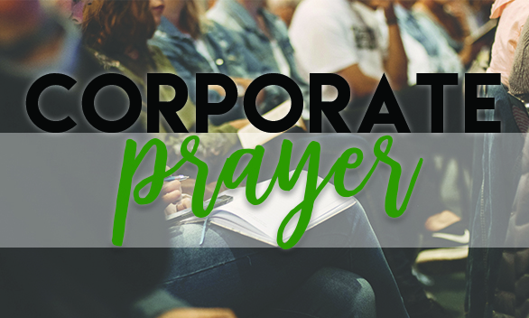 Corporate Prayer image