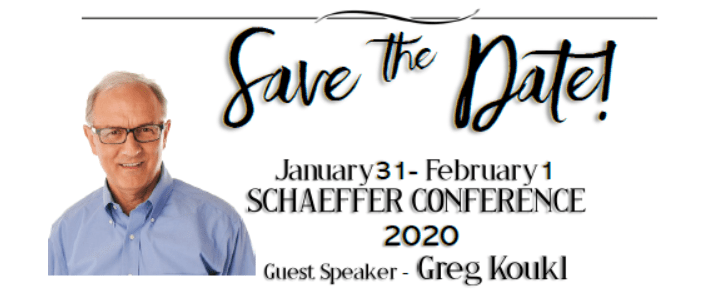 schaeffer conference 2020