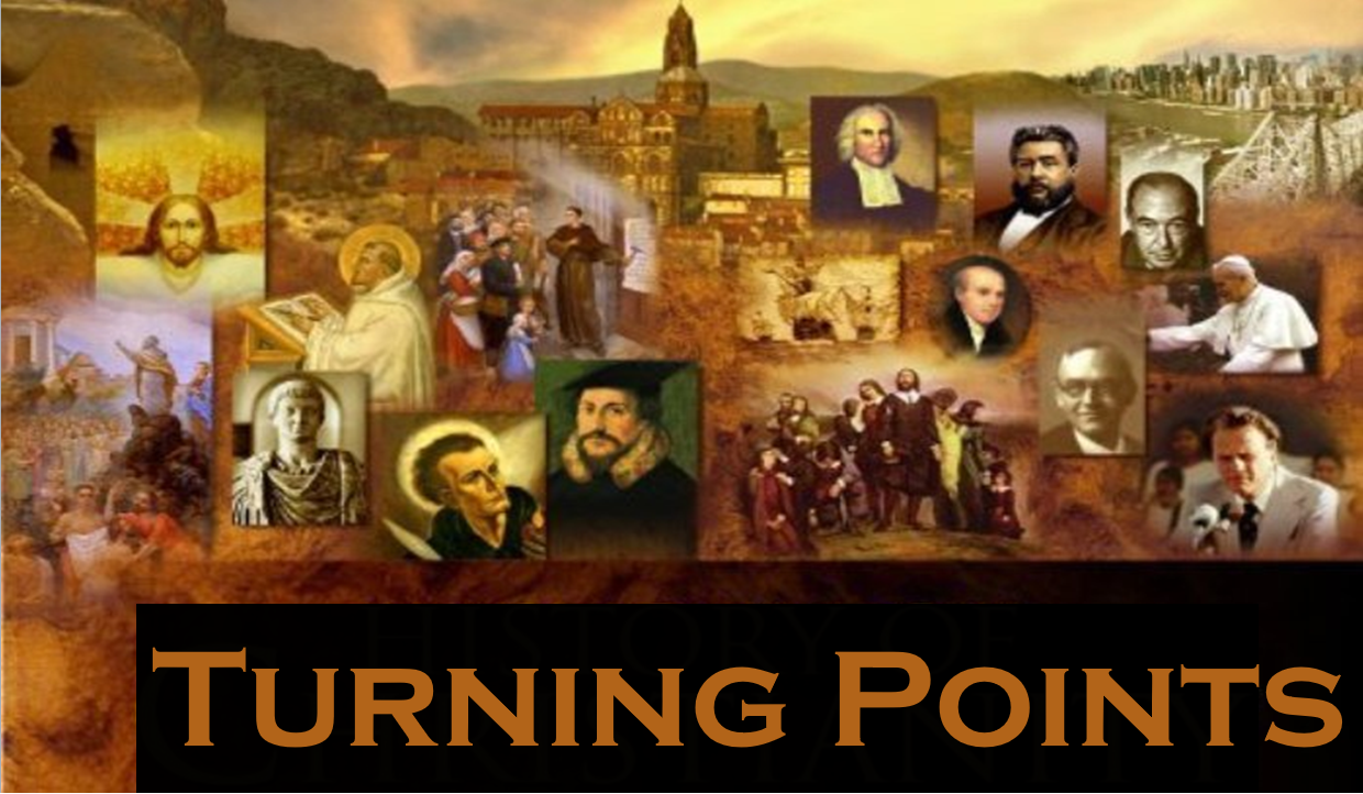 History I Turning Points banner