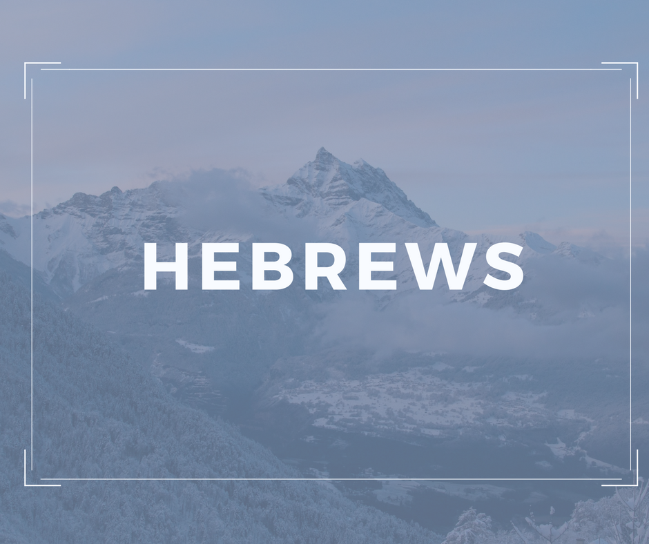 Hebrews, CL banner
