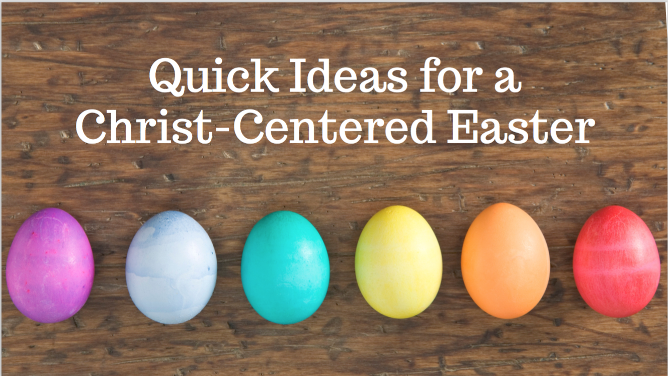 easter ideas