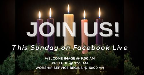Join Us - Advent 4