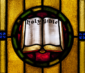 Stain Glass Bible