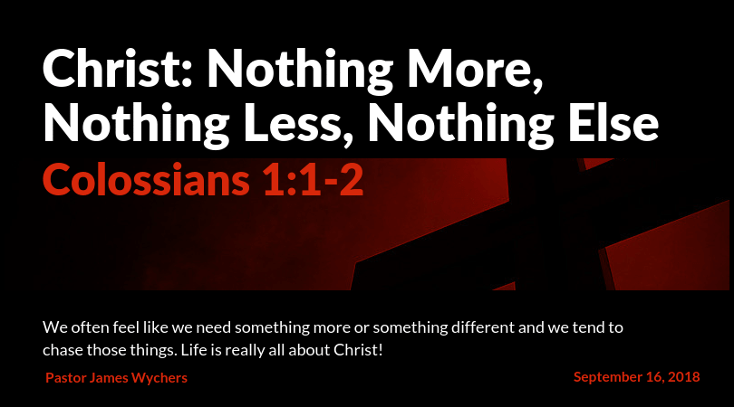 Christ_ Nothing More, Nothing Less, Nothing Else-min
