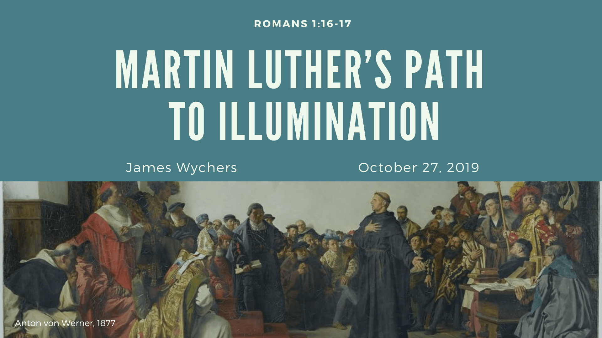 Martin Luther's Path to Illumination-min2