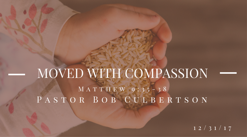 Moved with Compassion(1)