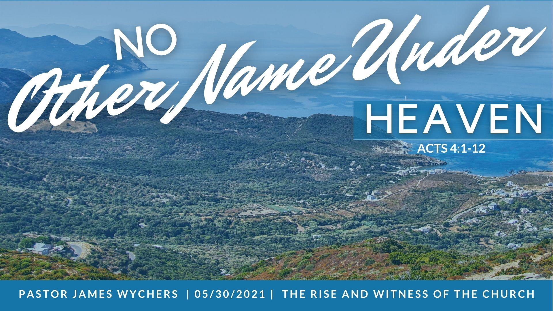 No Other Name Under Heaven _c