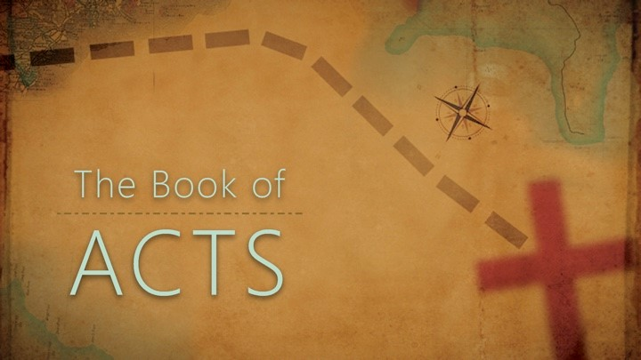 Book of Acts graphic