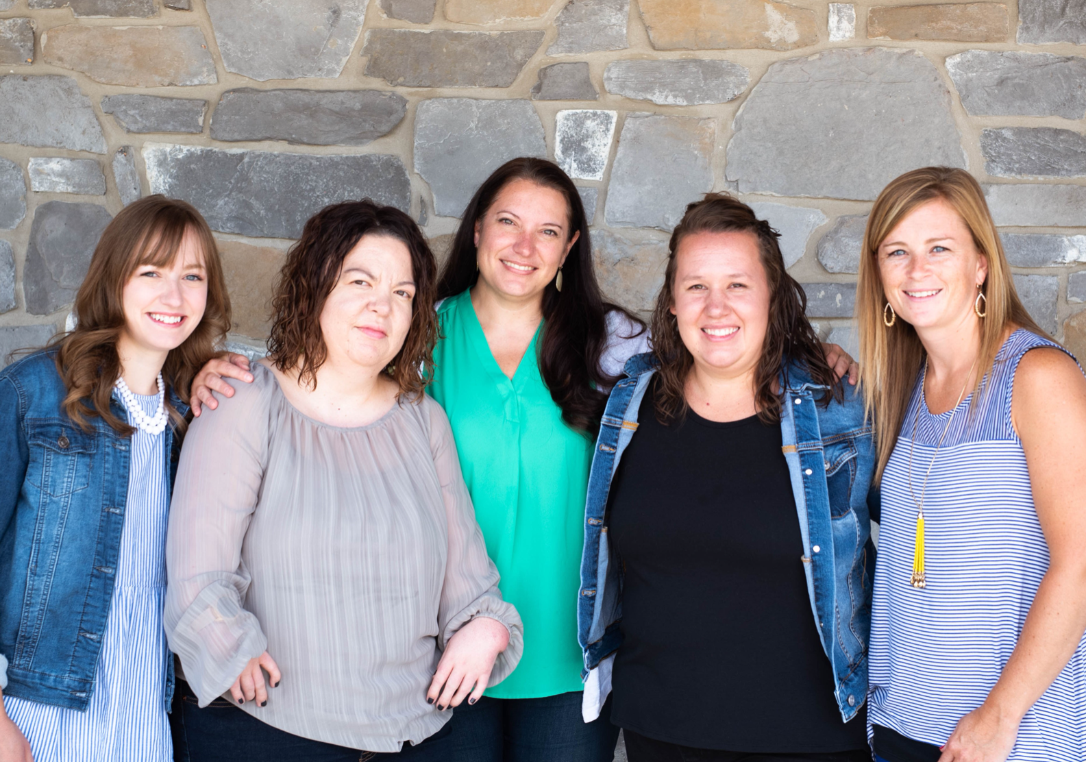 Womens Ministry Team Photo - ver 2