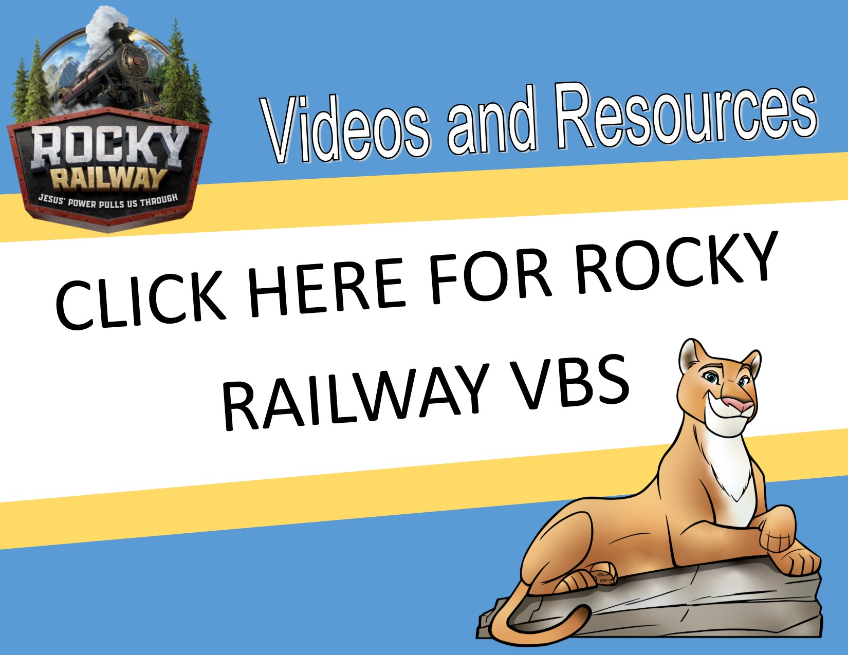 Click here for Rocky Railway VBS resources