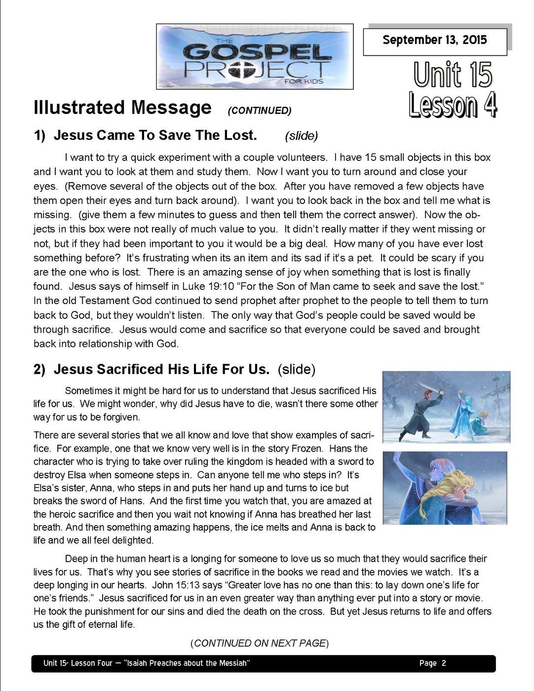 Lead U15- L4-page 2-Isaiah and the Messiah