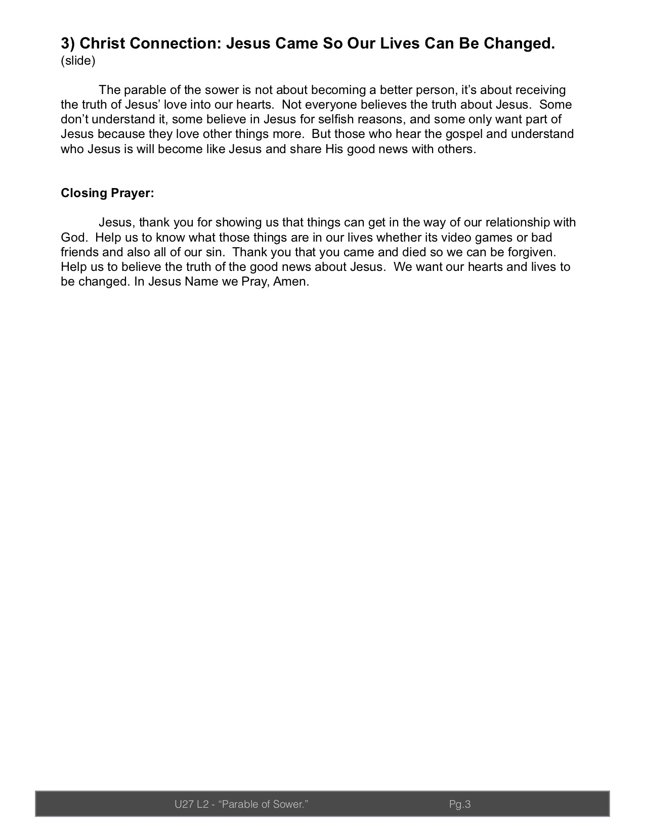 U27 L2 Parable of the Sower lead pg 3