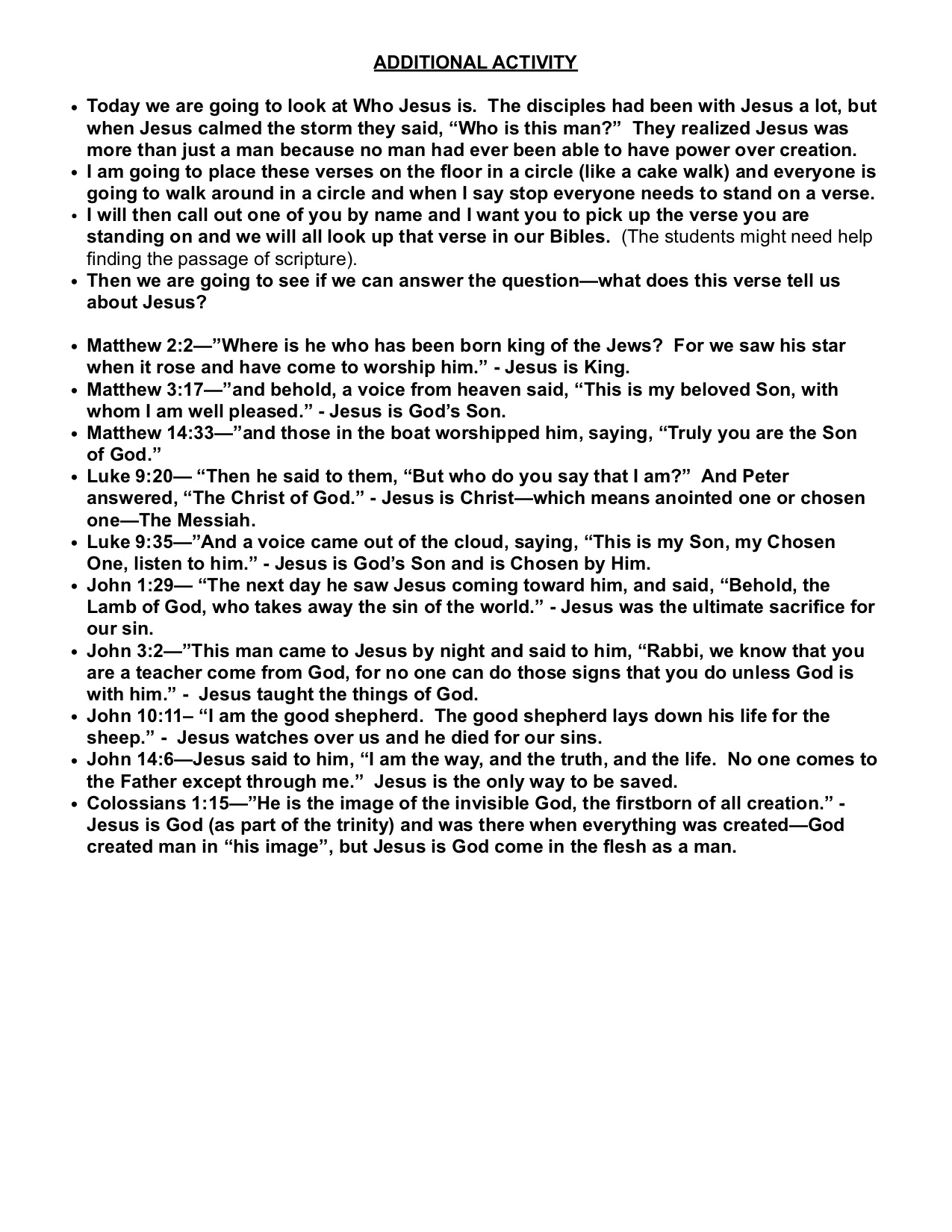 U29 L1 Jesus has power over creation AA 4th-5th PG 2