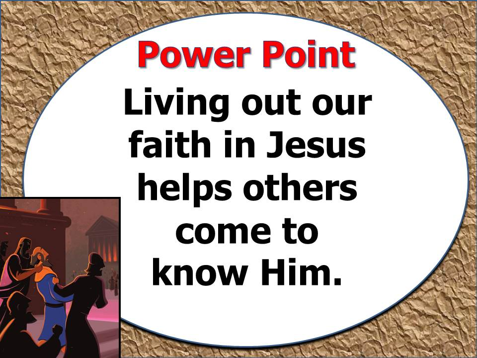 U35 L6 - Paul's Ministry to Rome - Power Point