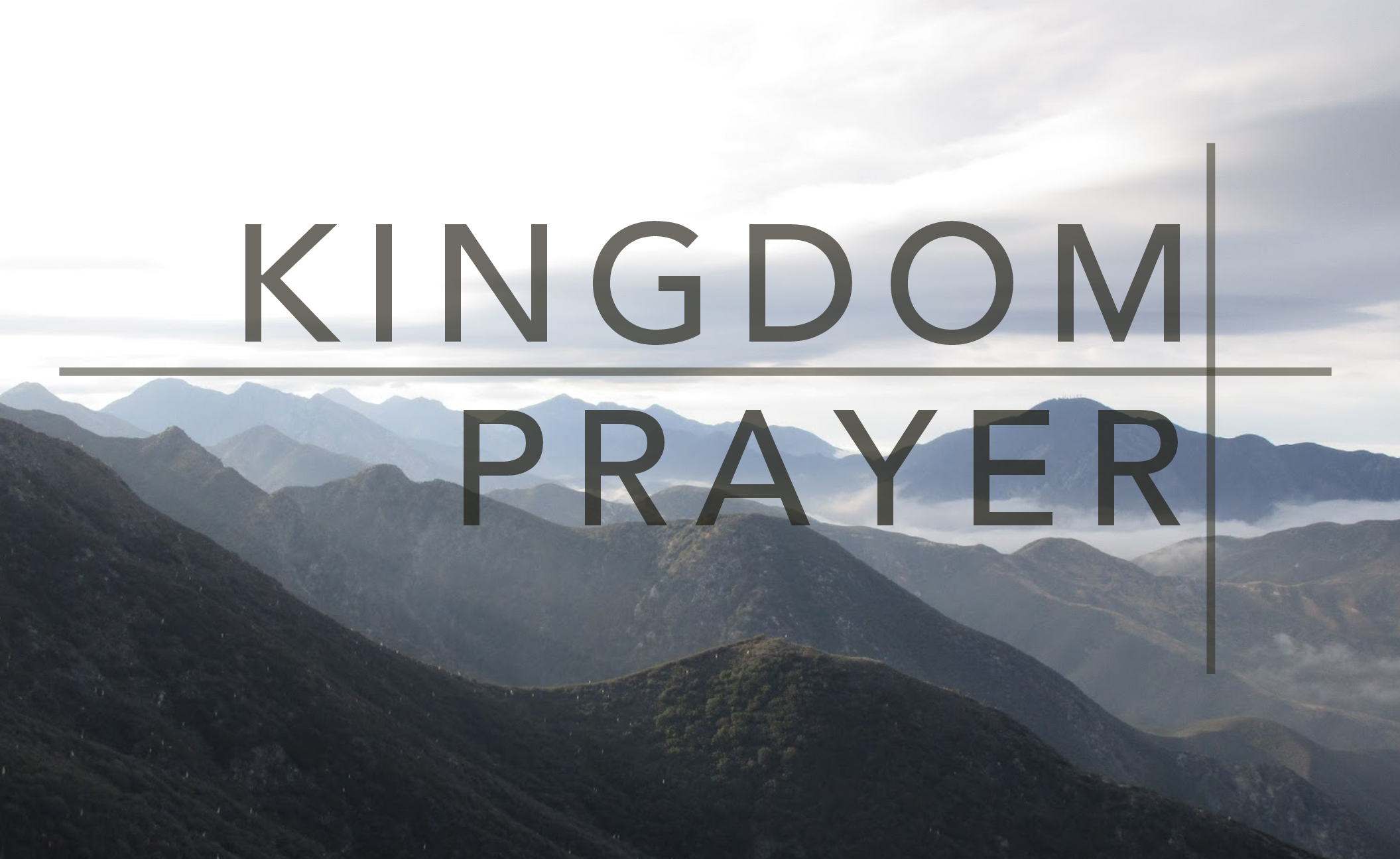kingdom-prayer image