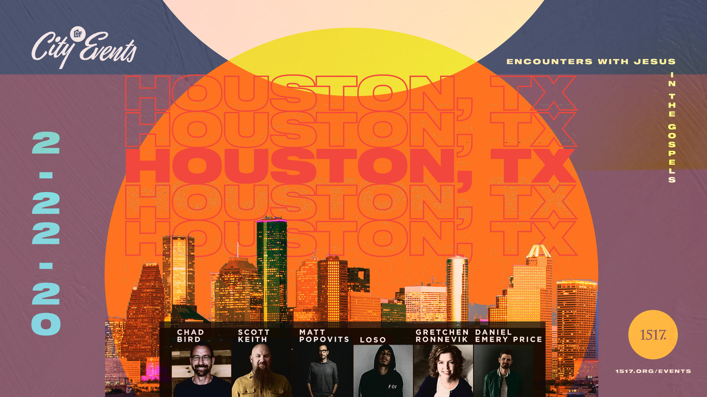 Houston City Event image