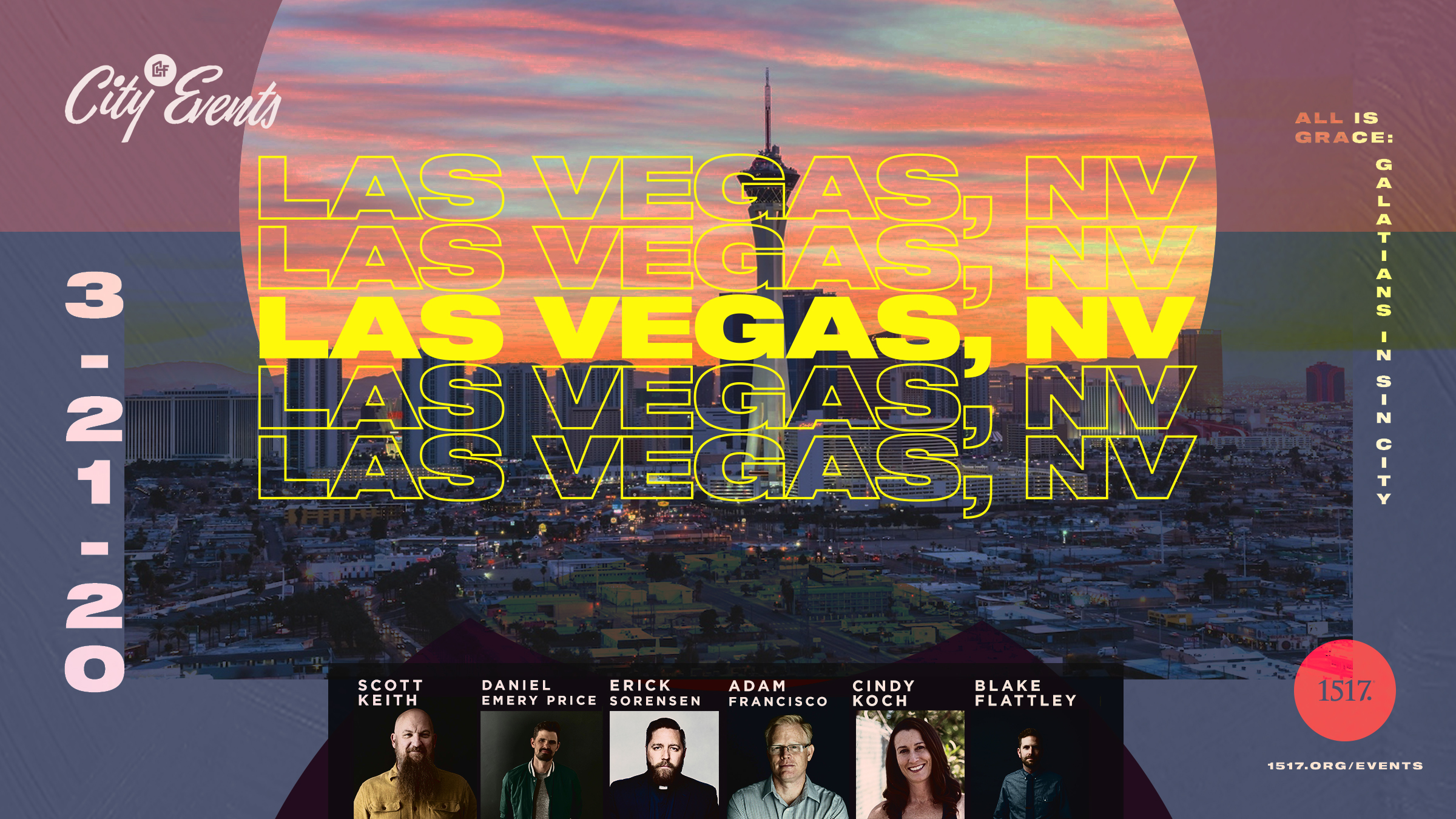 Vegas City Event image