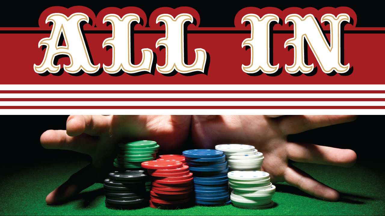 All In banner