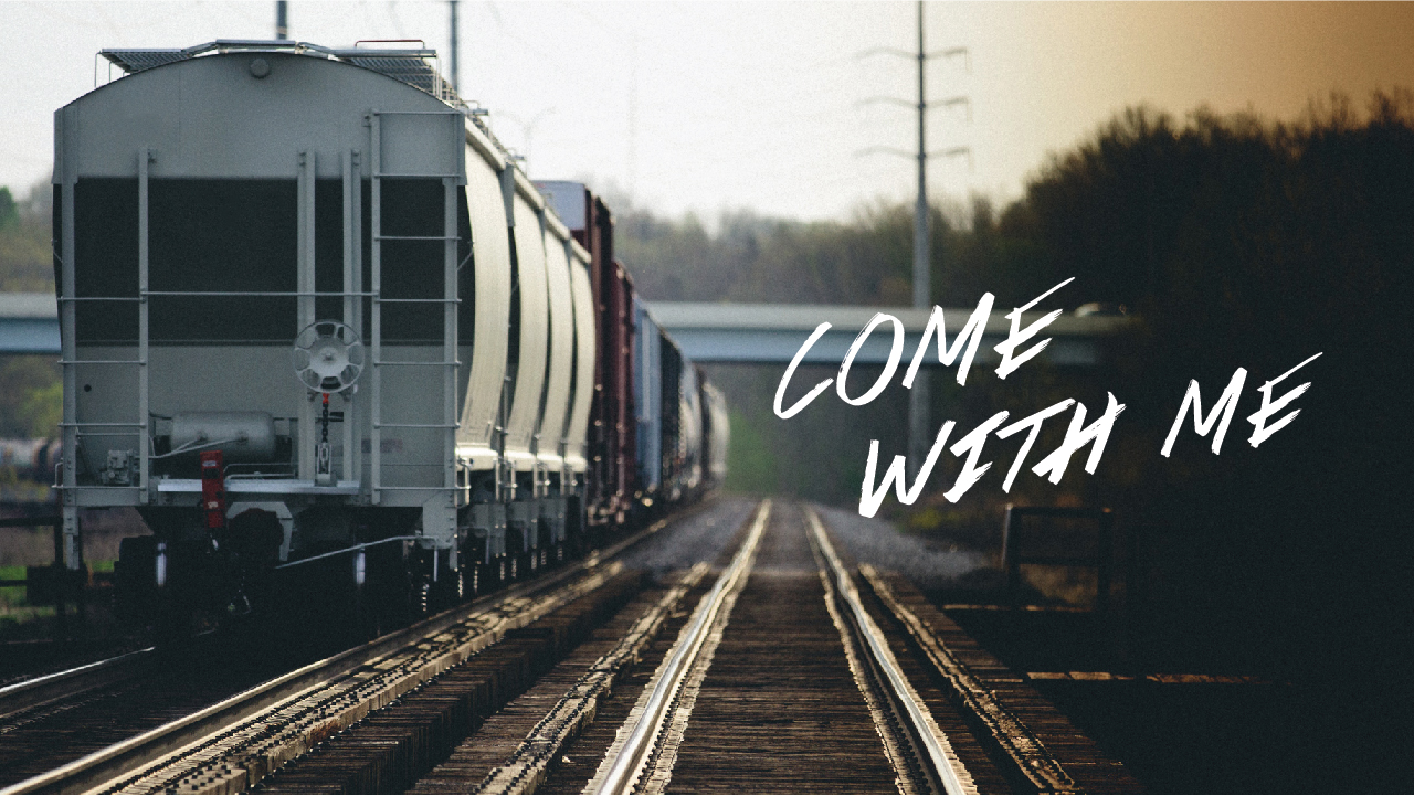 Come With Me banner