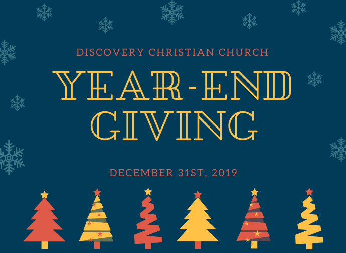Year-End Giving image