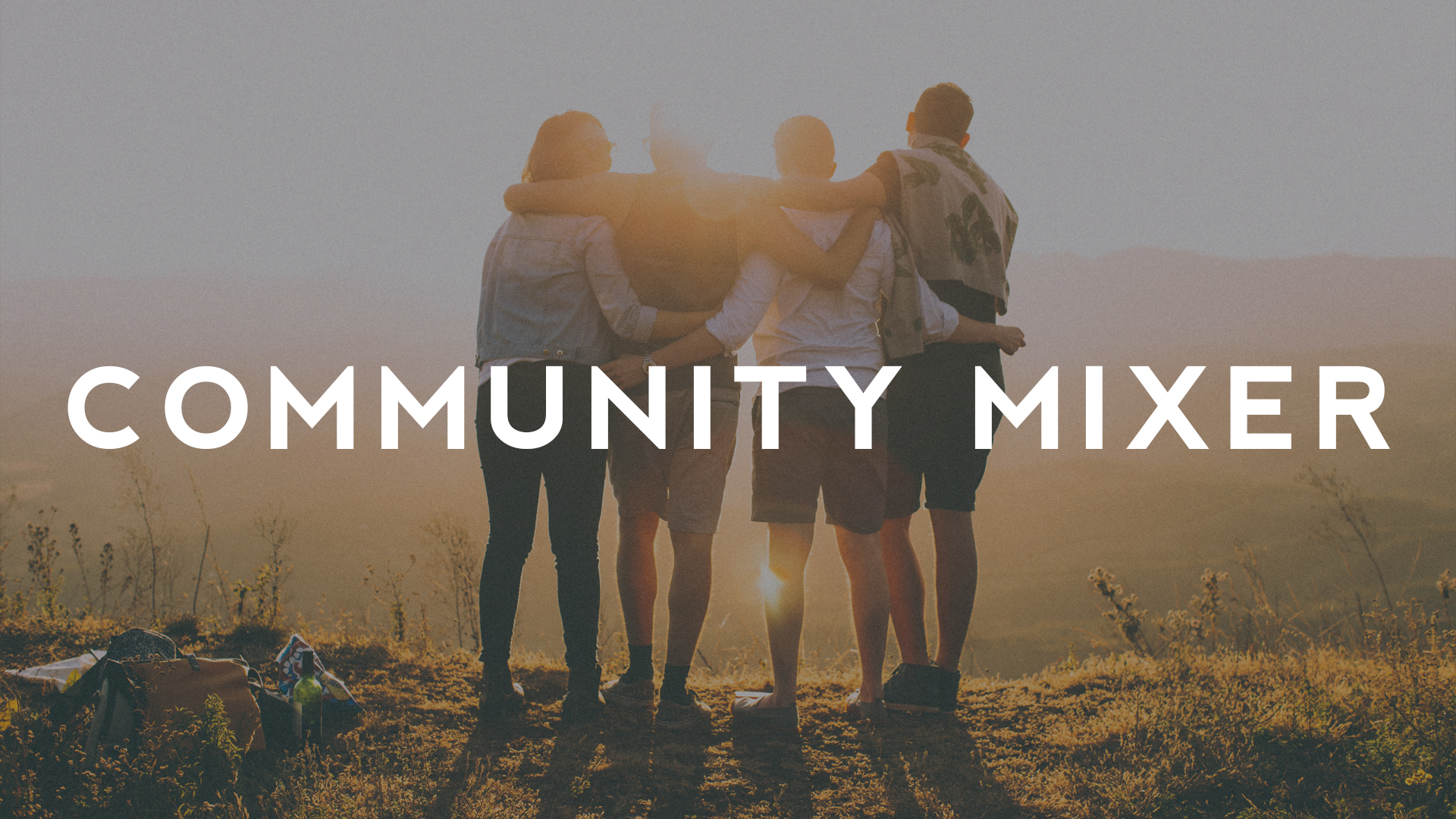 Community Mixer