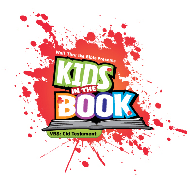 Kids In the Book VBS Logo2