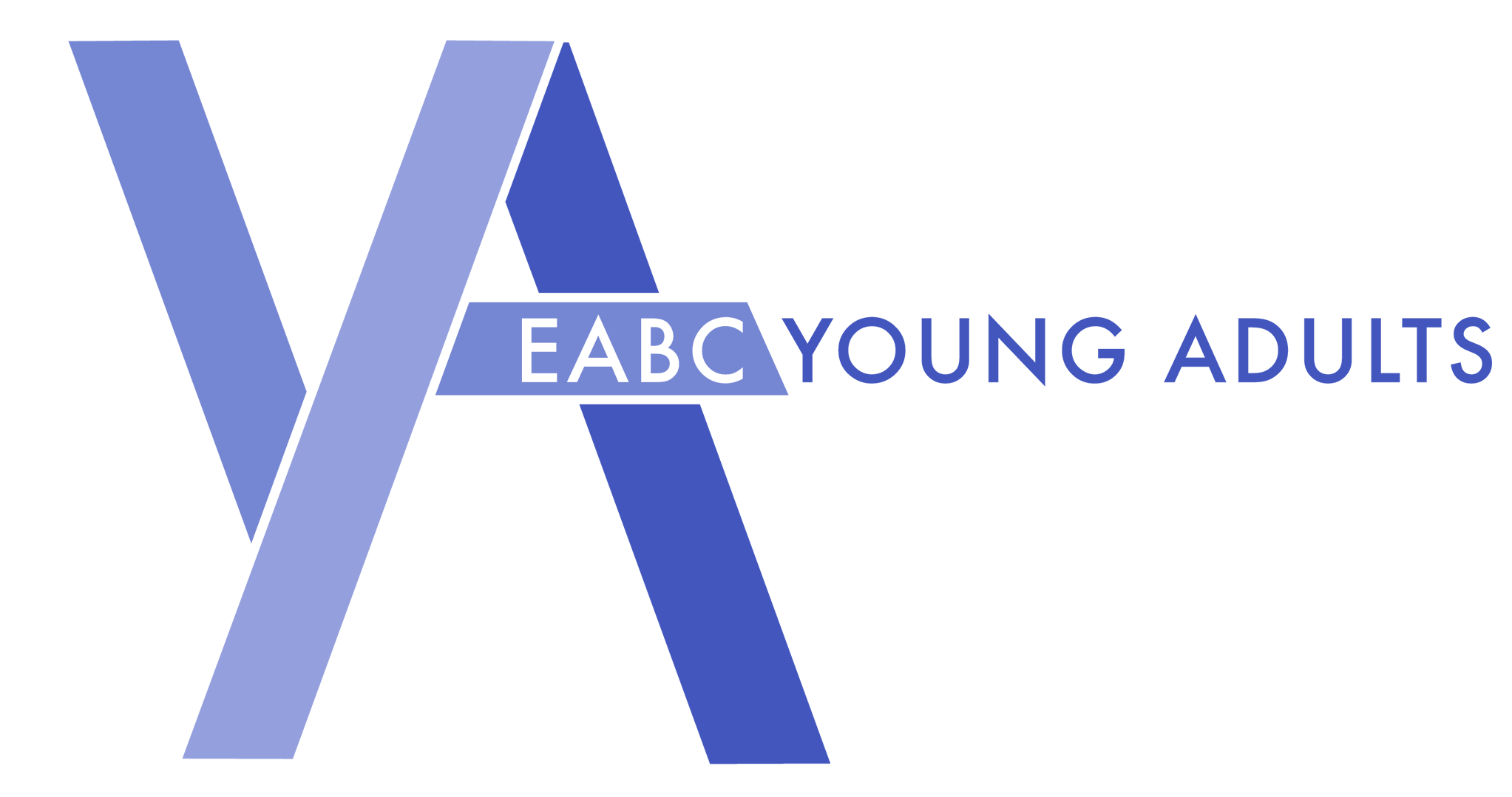 Young Adults Logo blue
