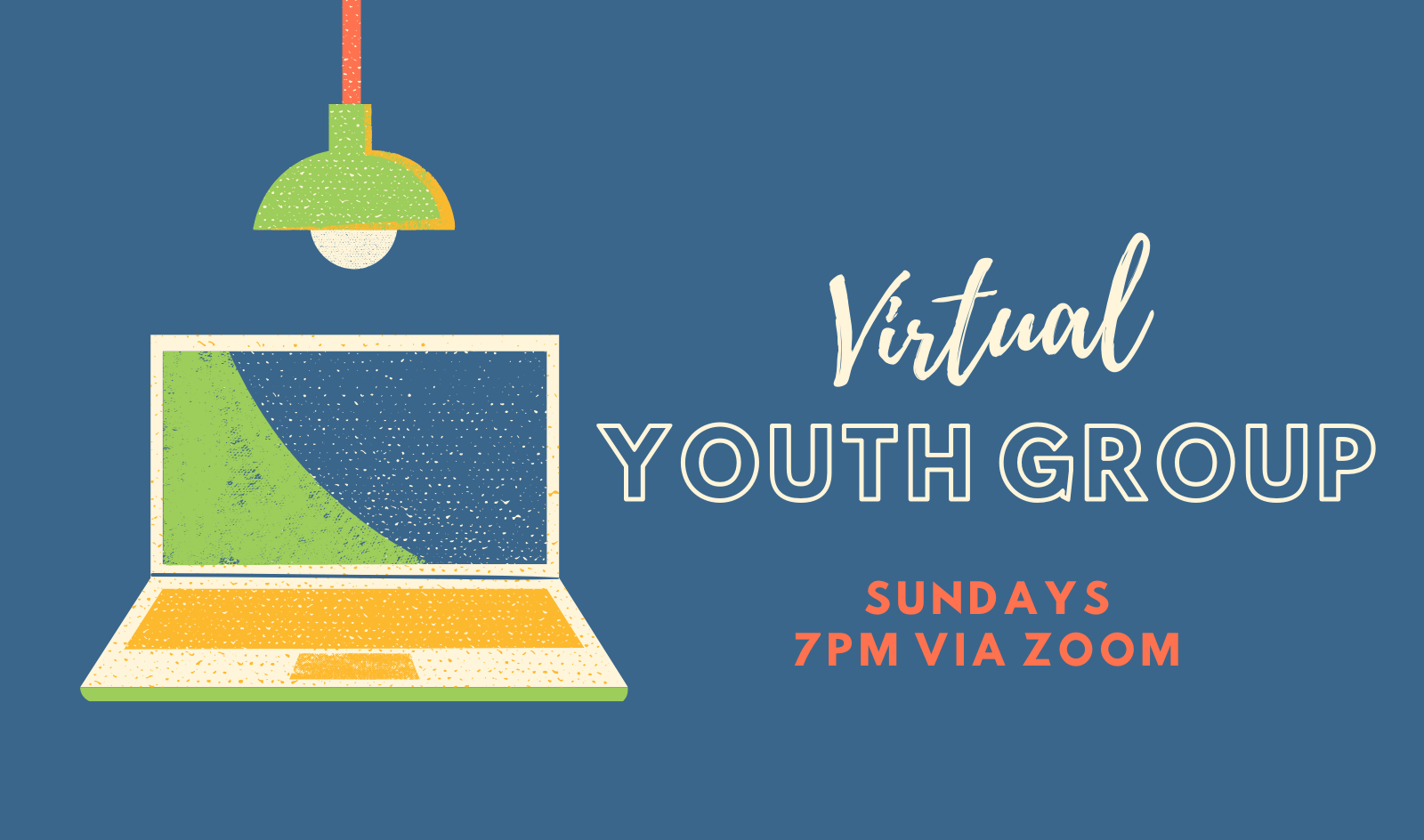 Virtual Youth Group weekly (April 2020) image