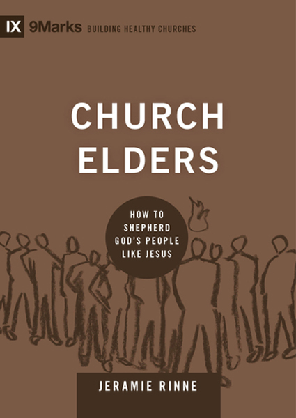 Church Elders book