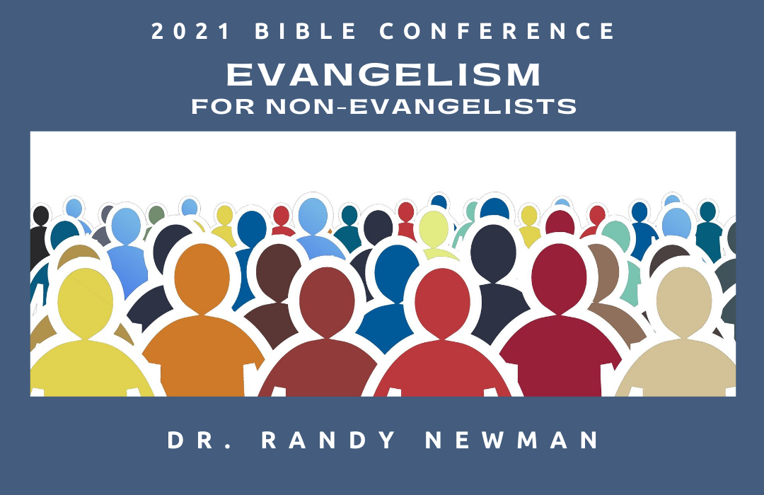 2021 Bible Conference banner