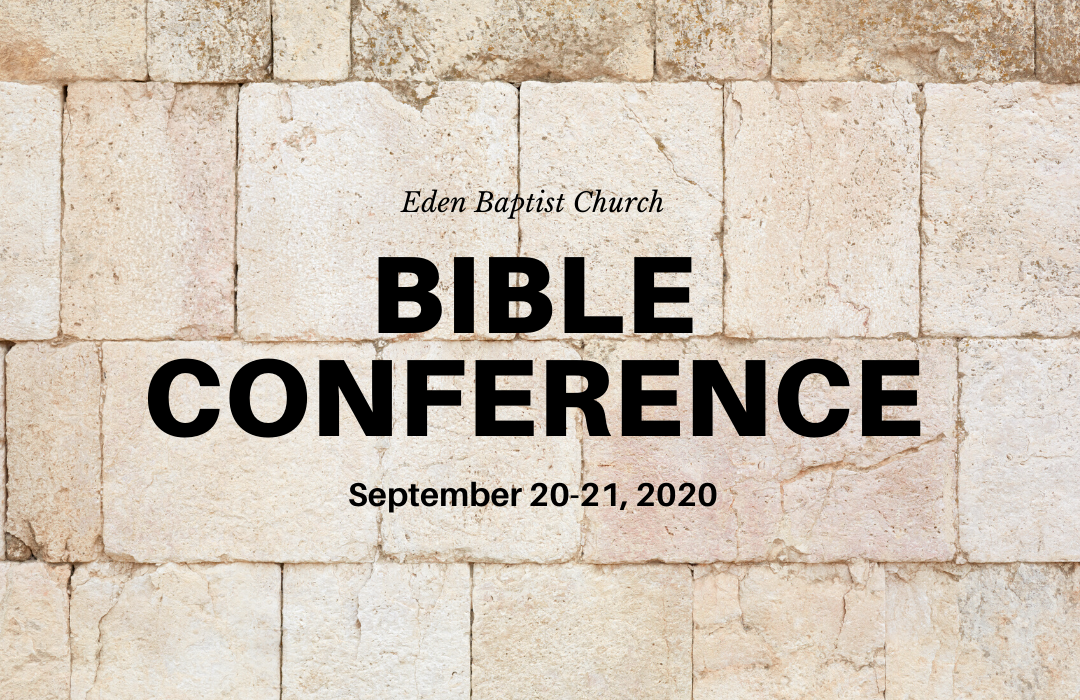 Bible Conference image