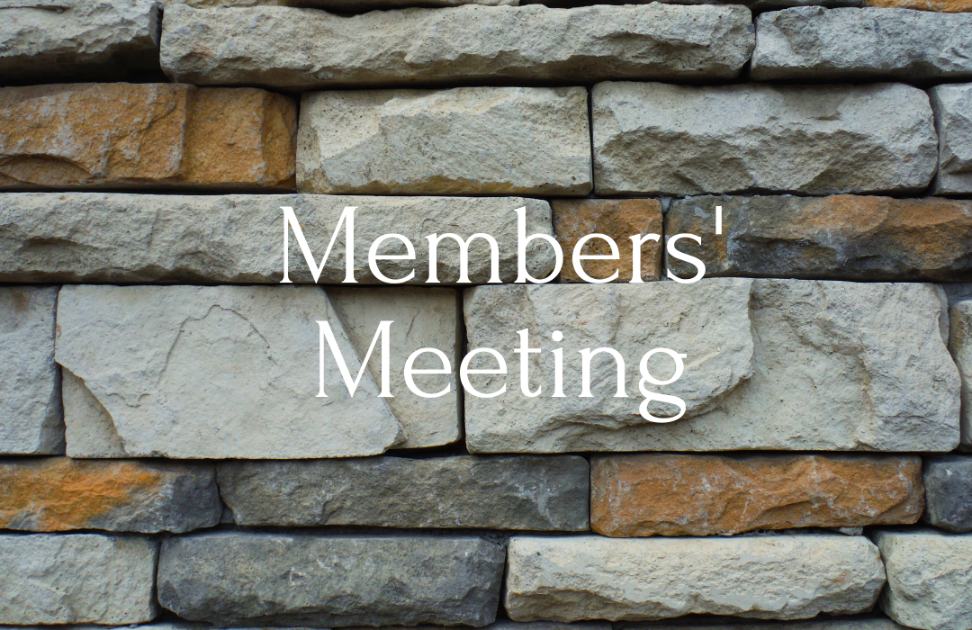 Member's Meetings image