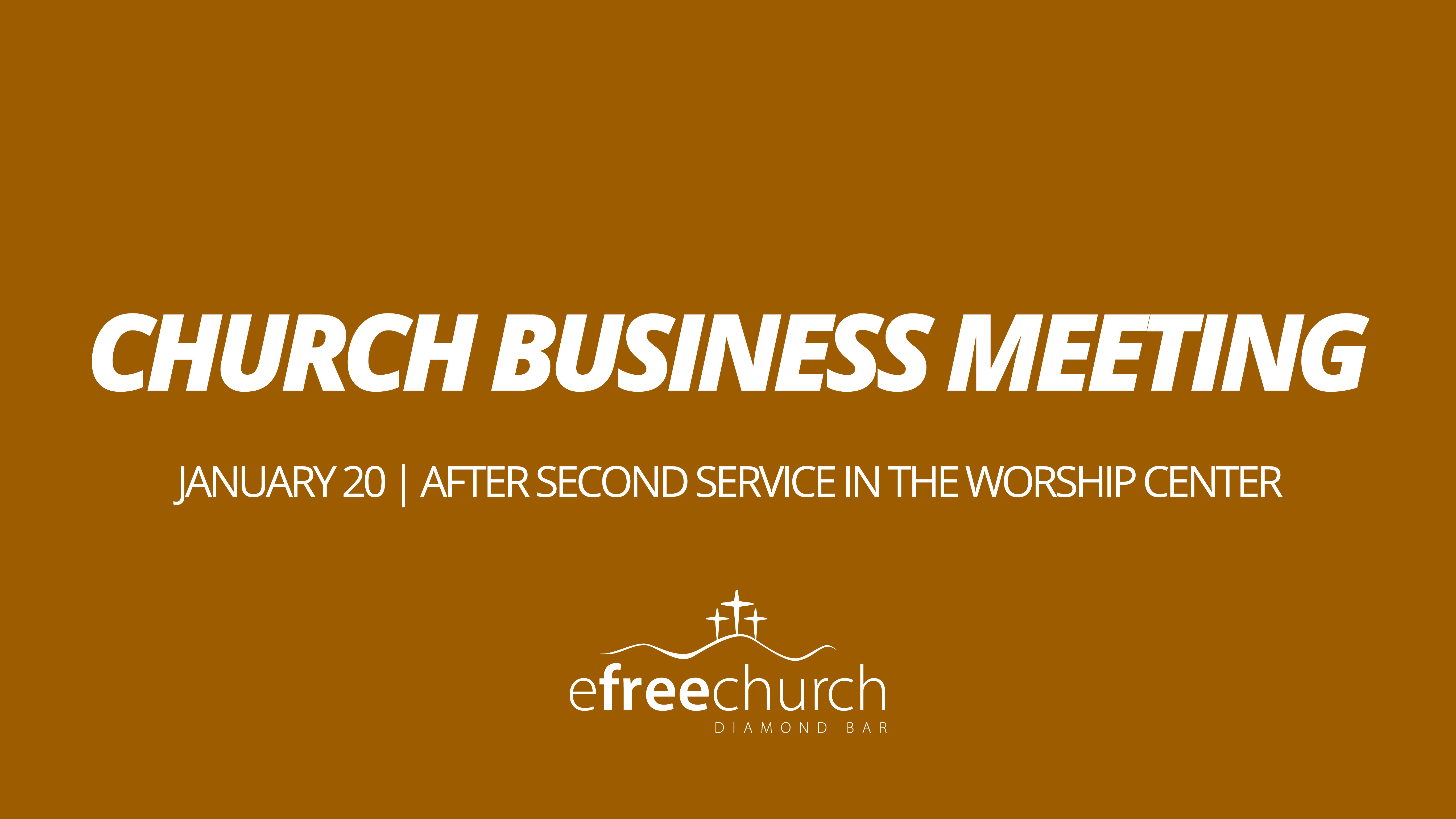 church-business-meeting image