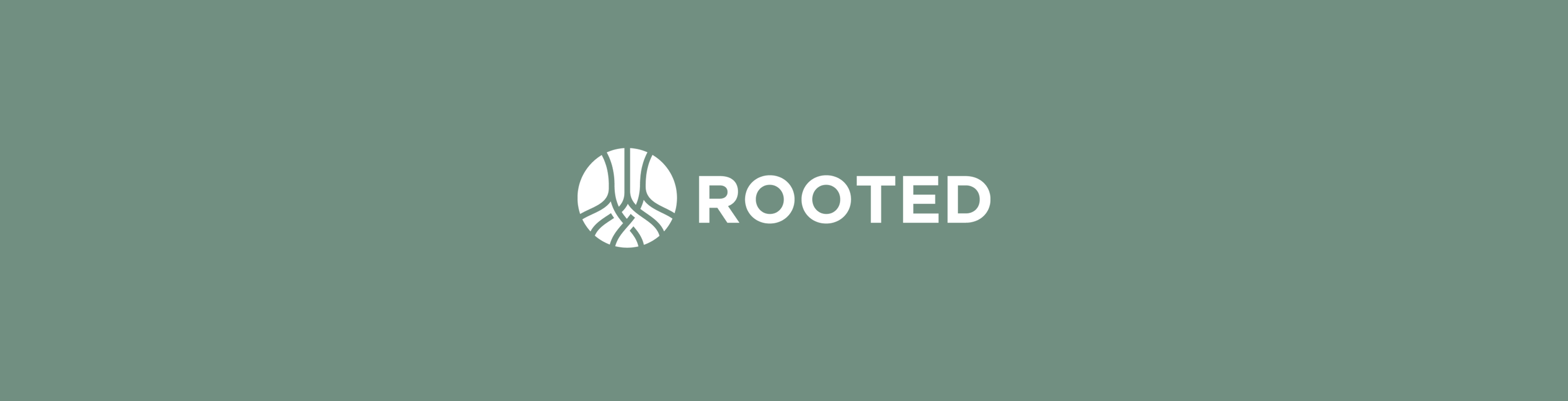 rooted header image