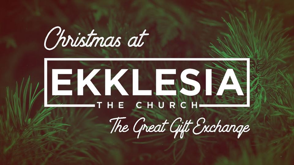 Christmas at Ekklesia banner