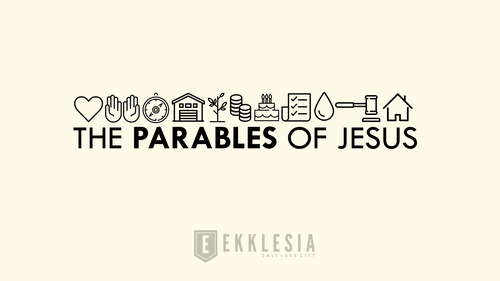 The Parables of Jesus banner