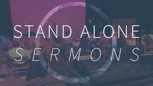 Stand Alone Sermons banner