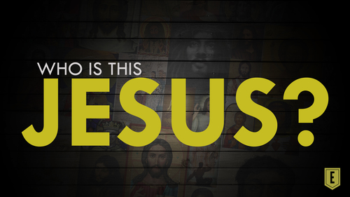 Who Is This Jesus? banner