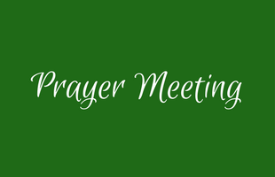 Events - Prayer Meeting image