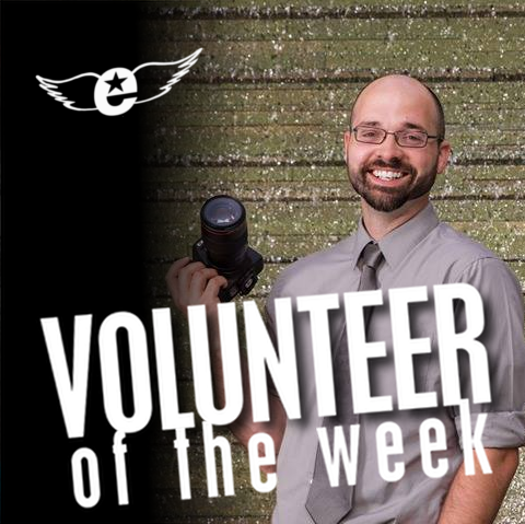 ed VOW volunteer of the week