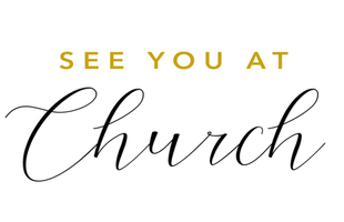 See You at Church featured event